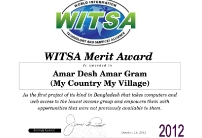 WITSA-2012MeritWinnerCertificate_My Country My Village.pub